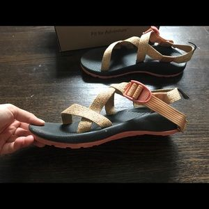 Chaco single strap Z sandals